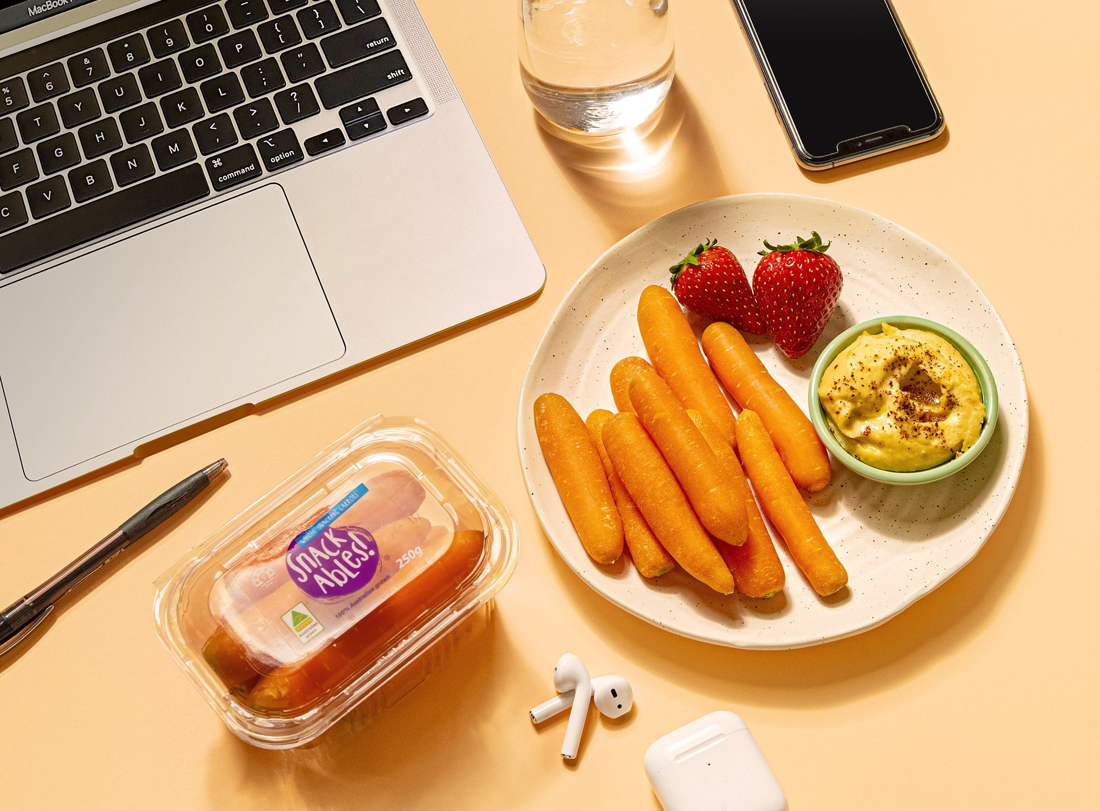 Healthy Office Snacking